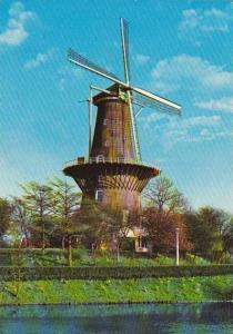 Holland Dutch Windmill