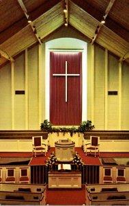New York Long Island Malverne Franklin Avenue Baptist Church