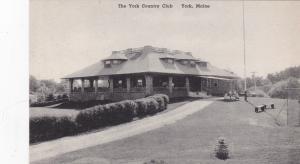 Country Club , YORK , Maine, 1930s