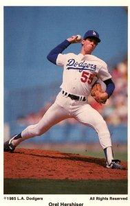 Orel Hershiser,LA Dodgers Baseball