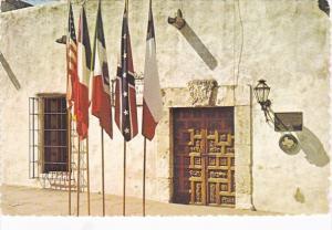 Texas San Antonio Entrance To Spanish Governor's Palace