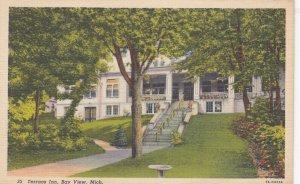 BAY VIEW , Michigan , 1930-40s ; Terrace Inn