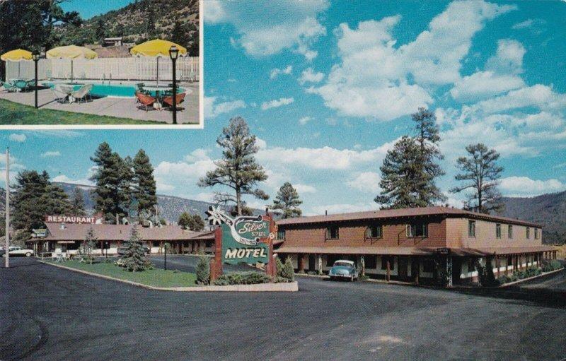 Colorado North Durango Silver Spur Motel Restaurant & Lounge sk1873