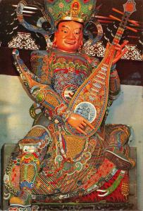 Postcard China, Dhritarastra, Guardian of the East #792