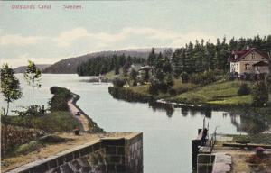 SWEDEN; Dalslands Canal, 00-10s