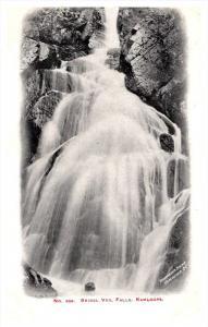 Vancouver  Kamloops Bridal Veil Falls