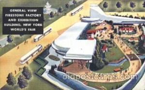 Hall of Fashion 1939 New York USA, Worlds Fair Exposition, Postcard Post Card...