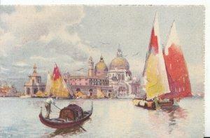 Italy Postcard - Venezia - Chiesa Della Salute - Ref 7044A