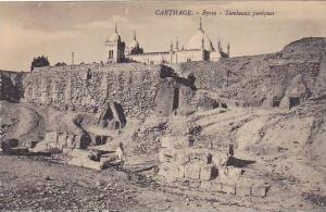 Tombeaux Puniques, Carthage, Tunisia, Africa, 1900-1910s