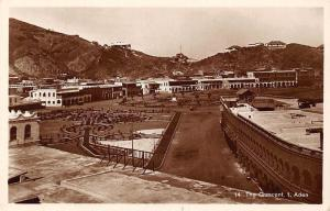 Yemen Aden, The Crescent, real photo, Pallonjee Dinshaw Co.