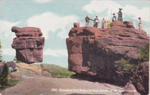 Colorado Denver Steamboat And Balanced Rock Garden Of The Gods