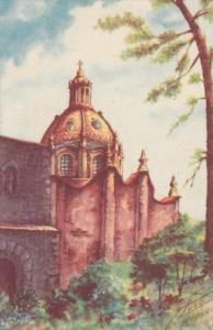 Iglesia El Carmen, San Angel, Mexico, 1939 PU