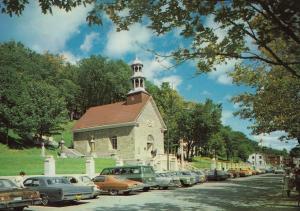 STE. ANNE DE BEAUPRE, Quebec, Canada, PU-1984; The Commemorative Chapel