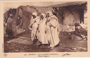 Morocco Maroc Bling Leggars 1920s-30s