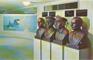 World War II Leaders U S S North Carolina Museum Wilmington North Carolina