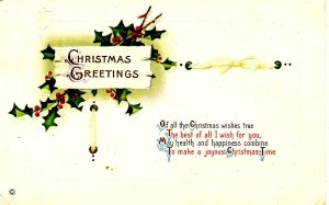 Greeting - Christmas