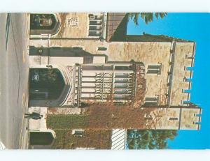 1983 Taylor Gate At Vassar College Poughkeepsie New York NY Q3283