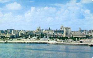 Cuba - Havana, General View from Morro Castle