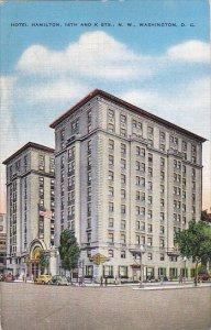 Hotel Hamilton Washington D C