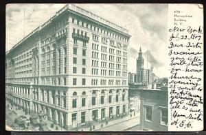 Metropolitan Building New York City UDB