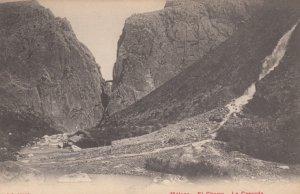 MALAGA, Andalucia, Spain, 00-10s ; El Chorro - La Cascada