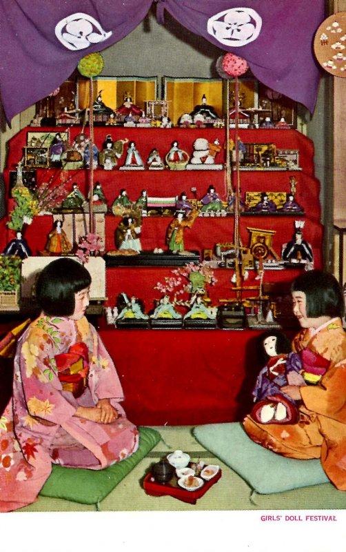 Japan - Girls' Doll Festival