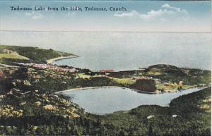 Canada Tadousac Lake From The Hills Tadousac Quebec