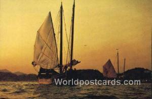 Hong Kong Fishing Sail  Fishing Sail