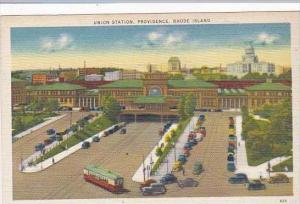 Rhode Island Providence Union Station