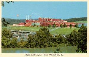 VA - Martinsville. Martinsville Nylon Plant
