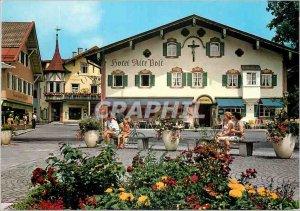 Postcard Modern Dorfplatz
