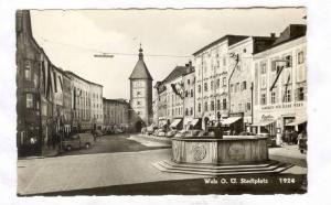 RP; Wels O.O. Stadtplatz, Austria, PU-1957