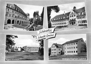 BG16125 schwab gmund erholungsheim schonblick   germany CPSM 14.5x9cm