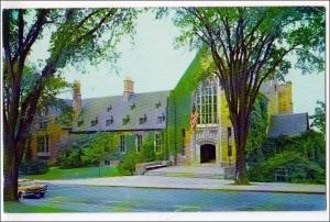 Willard Straight Hall, Cornell, Ithaca NY