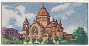 West London Synagogue Trade Card Jewish Life In Many Lands 1961 No 22 France