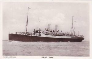 RP, Steamer/Oceanliner, R.M.S.P. Ohio, 1920-1940s