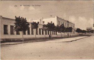 CPA AK TUNISIE SOUSSE Le College (32028)