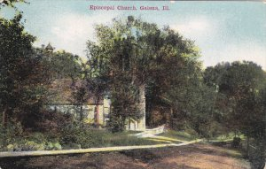 GALENA, Illinois, 1900-1910s; Episcopal Church