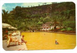 Balneario San Jose Purua, Michoacan, Mexico, 1940-1960s