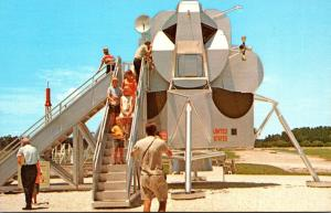 Florida John F Kennedy Space Center Lunar Module