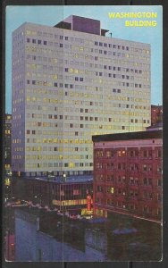 Washington, Seattle - Washington Building - [WA-008]