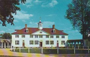 Virginia Mount Vernon West Front