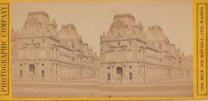 SV: PARIS , France  , 1880s-1907 , Louvre