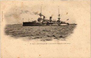 CPA AK St-Louis SHIPS (783005)