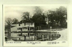pp1463 - Wickham - The White Hart Inn - c1907  - Pamlin postcard