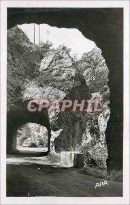 Postcard Modern Defile Pierre Lys Aude Tunnels