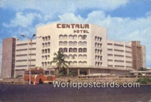Centaur Hotel Bombay, India Unused