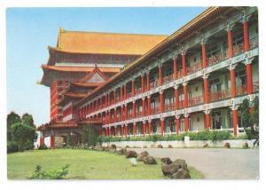 Taipei Taiwan Grand Hotel Taibei 4X6