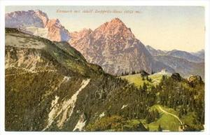 Kreuzeck Mit Adolf Zoeppritz-Haus (1652m), Austria, 1900-1910s