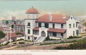 Exterior,Bard Hospital,Ventura,California,00-10s